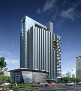 华盛顿酒店建筑规划方案