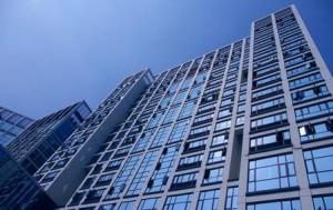 上海名门大厦高层公寓建筑规划设计